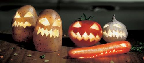 Halloween в рекламе.