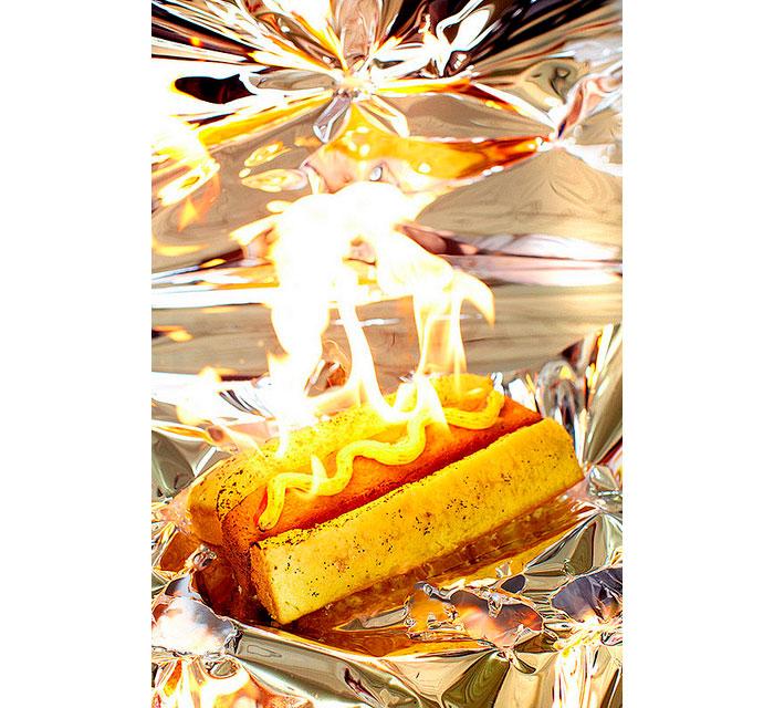 Henry Hargreaves: сжигая калории.