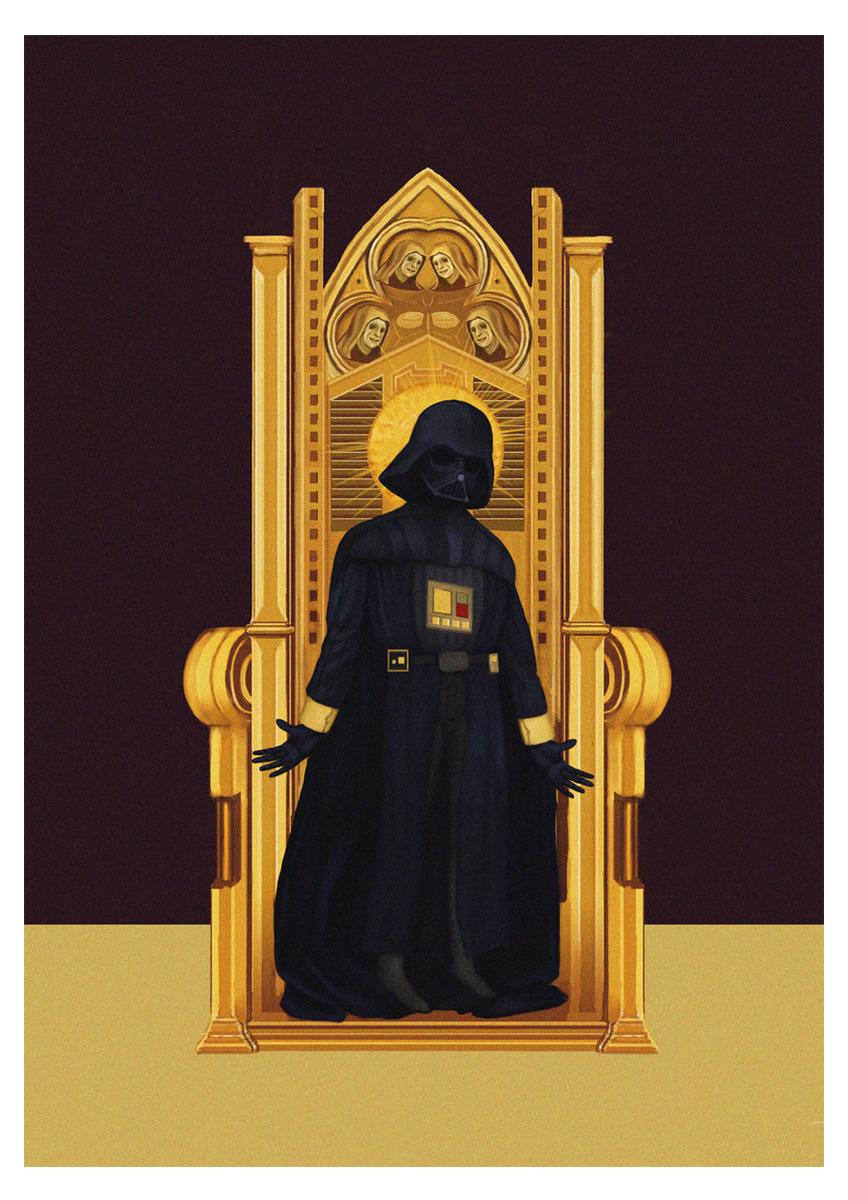 Божественные Star Wars.