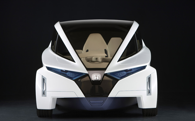 Концепткар Honda P-NUT.