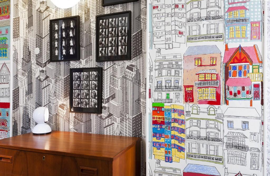 Hotel Crayon в Париже.