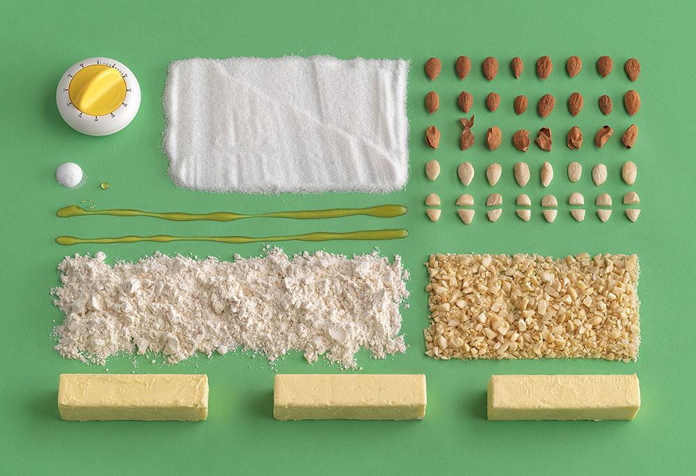 Ikea: книга о домашней выпечке.