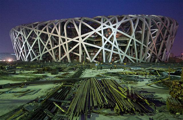 Iwan Baan: архитектурные объекты.