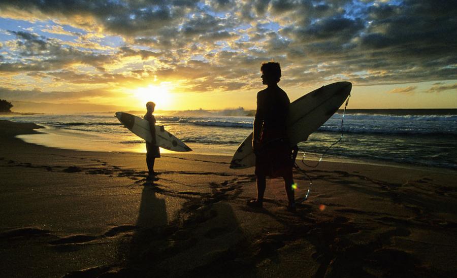 Jeff Divine. Сёрфинг фото.