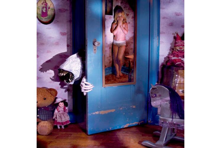 Joshua Hoffine: Фотографии в стиле хоррор.