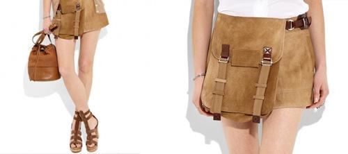 Функциональная юбка от Kaufmanfranco.