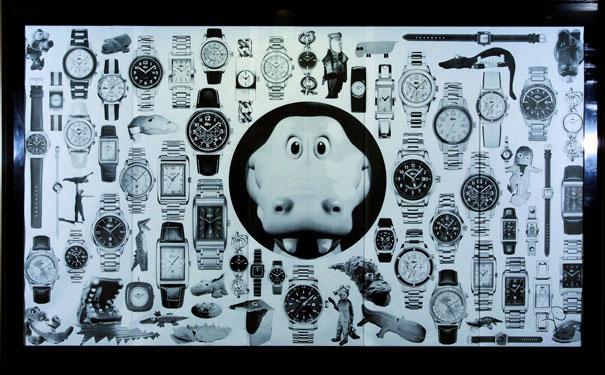 Lacoste вдохновляет художников.