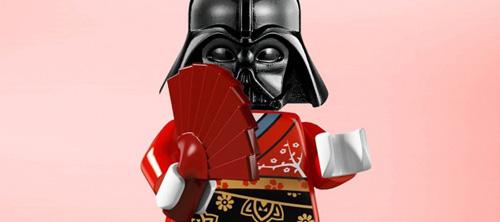 Lego: фантастика встречается с фантастикой.