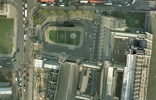 Blom Aerofilms: самые детальные фото Лондона.