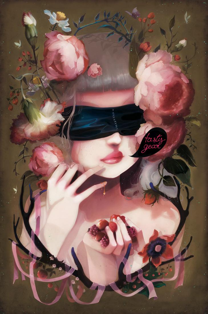 Ludovic Jacqz иллюстрации.
