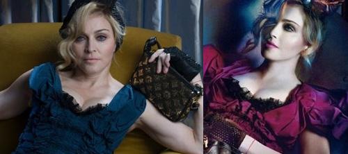 Madonna для Louis Vuitton.
