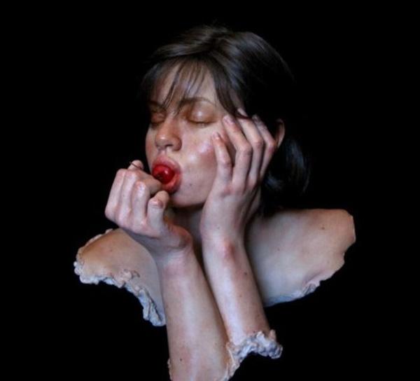 Ультрареалистичные скульпртуры Marc Sijan.
