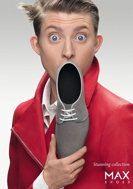 MAX Shoes: ошеломляющая коллекция.