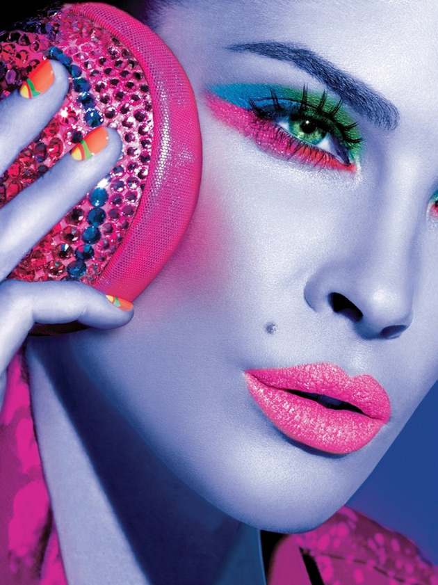 Maybelline Calender 2012.