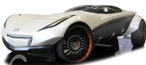 Mazda Tonbo Concept.