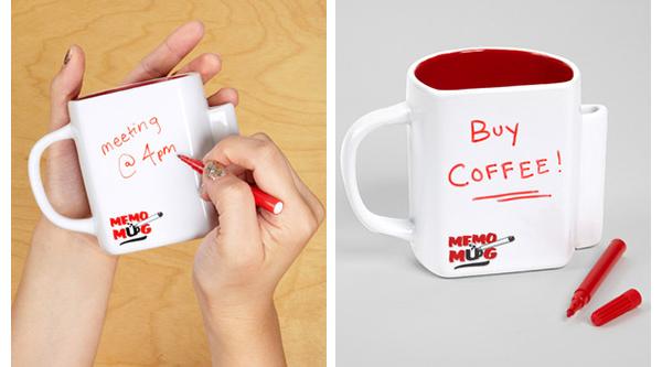 Кружка Memo Mug.
