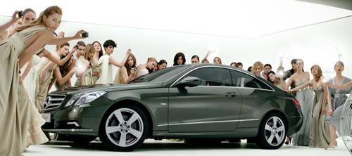 Mercedes Benz. Настоящая привлекательность.