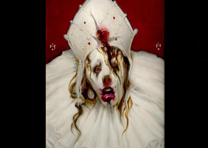 Pope Innocent и другие работы Michael Hussar.