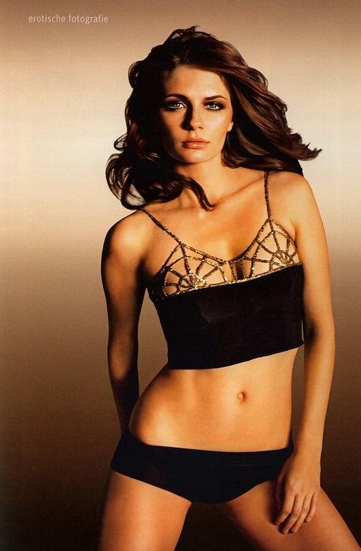Mischa Barton: sexy для Maxim.