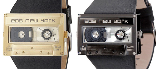 EOS Mixtape Watches.