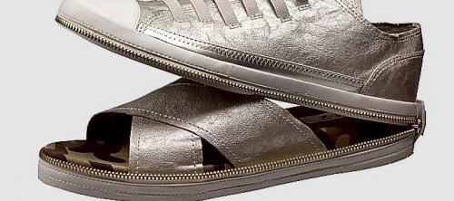 NAT-2. Сандали и ботинки в одном.