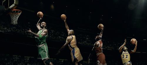 NBA: Evolution. Эволюция НБА.