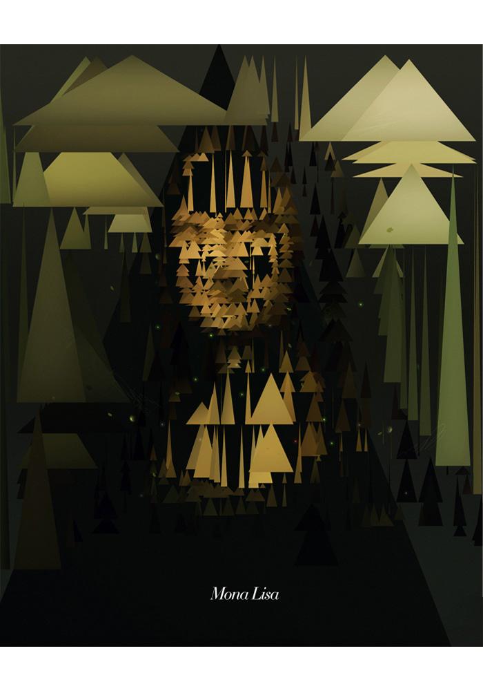 Векторно-пиксельные работы Nicola Felaco.