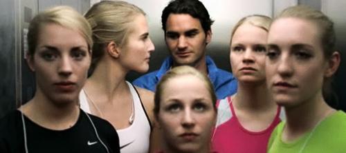 Nike +: Мужчины против женщин.