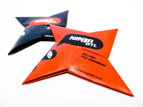 Ninja BTL: убить обыденность.