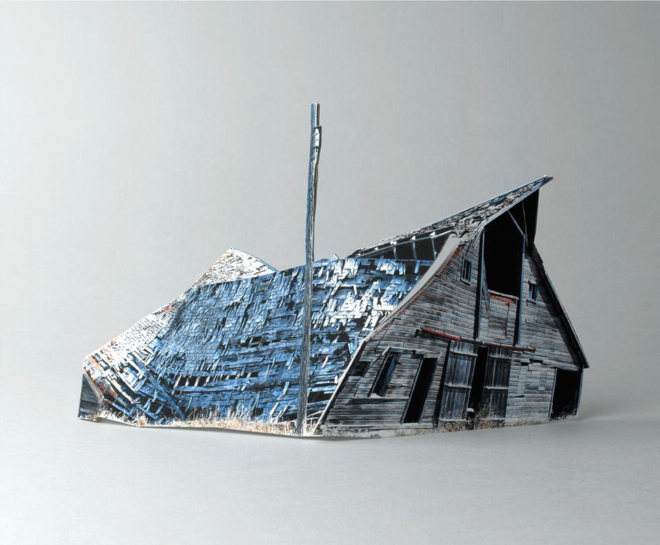 Ofra Lapid: разрушенные дома.