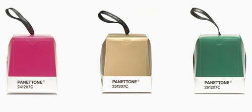Panettone: пирожные от печатников.