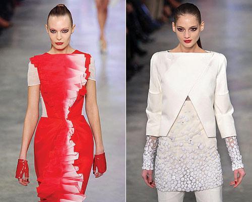 Paris Haute Couture 2009.