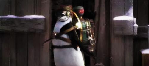 Pepsi: пингвины могут летать.
