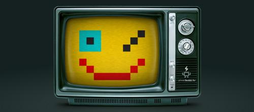 Pixelbuzz.tv: пиксельное телевидение.
