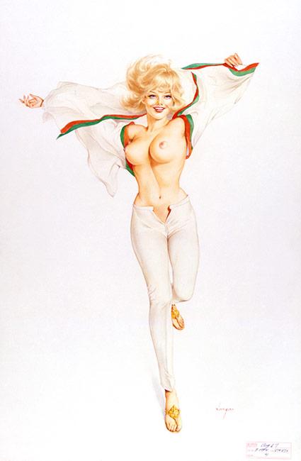 Playboy: красота, как искусство.