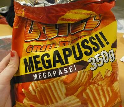 Самые смешные названия продуктов.