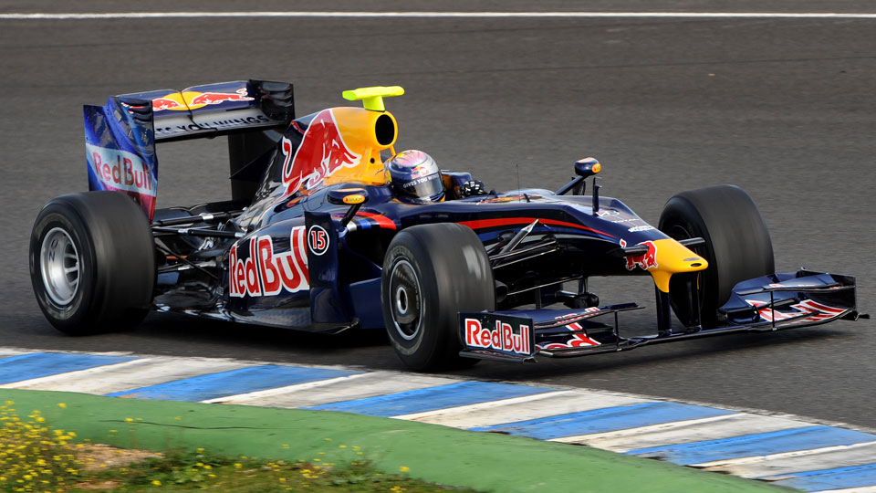 Видеопрезентация Red Bull RB5.