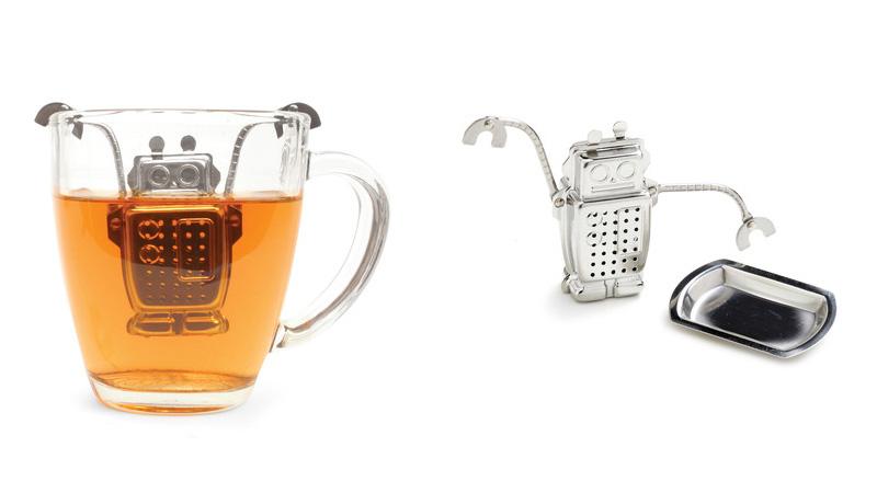 Робот для заварки чая.