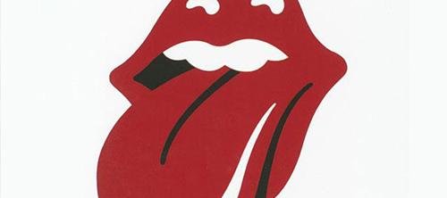 Логотип Rolling Stones продан музею.