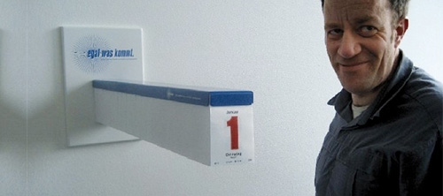 Schott Solar: календарь на 20 лет.