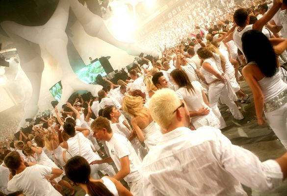 Sensation White 2008 Riga
