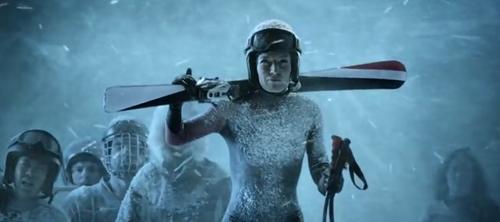 Сочи к нам приходят: олимпийская реклама.