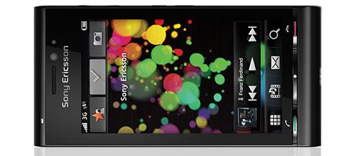 Sony Ericsson Idou. Революционный камерофон.