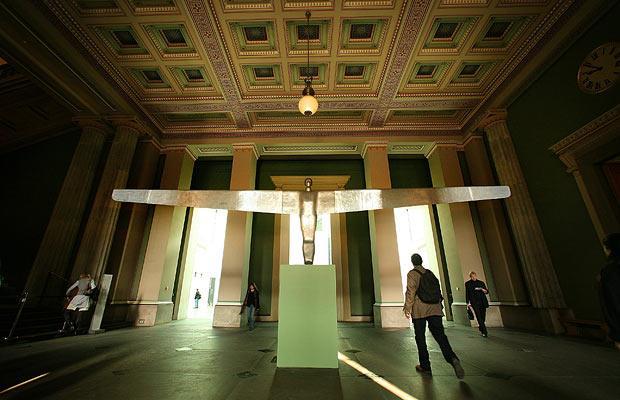 Statuephilia Британском музее.