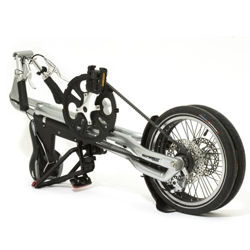Strida: складной велосипед будущего.