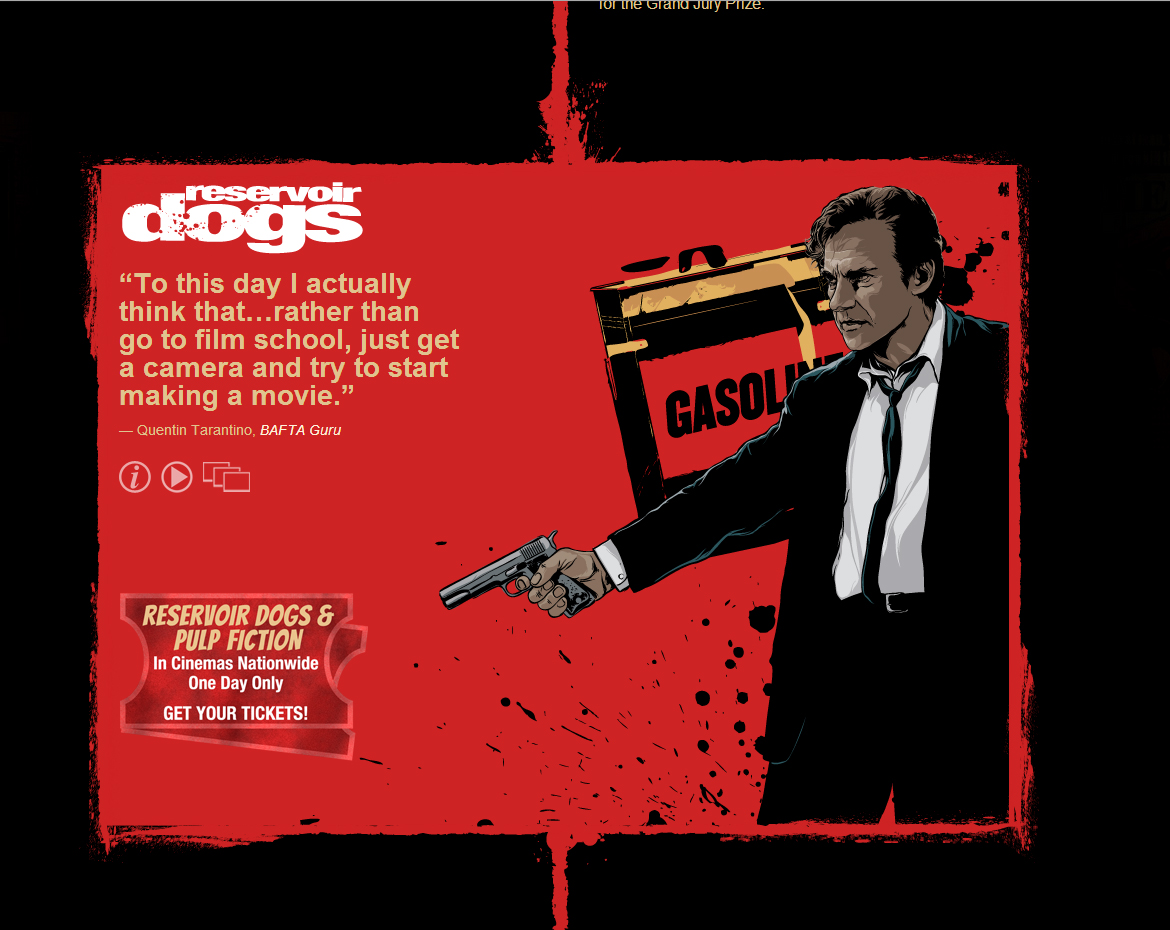 a review of reservoir dogs a film by quentin tarantino