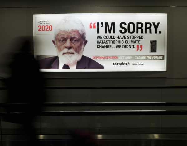 Мировые лидеры просят прощения: tcktcktck.org.