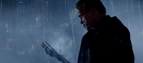 Terminator Genesis: трейлер.