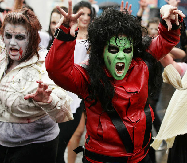 Thrill the World 2010.