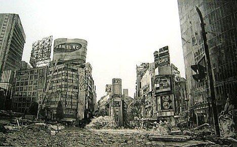 Токио после апокалипсиса.